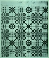 Coverlet Pattern No.16