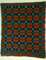 Double Weave Coverlet