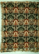 Fancy Pattern Jacquard Coverlet
