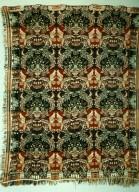 Fancy Pattern Jacquard Coverlet