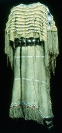 Beaded Deerskin Dress
