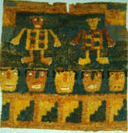 Middle Horizon Tunic Fragment
