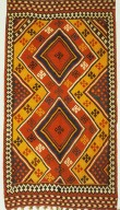 Qashqai Nomadic Kilim