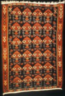 Kurds of Bijar Kilim