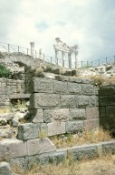 Pergamon: Temple of Trajan