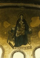 Hagia Sophia: Virgin and Child