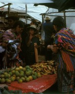 Vegetable Market at Santa Cruz del Quiche