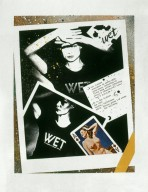 Advertisement for WET Magazine