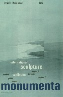 Sculpture Exhibit Poster