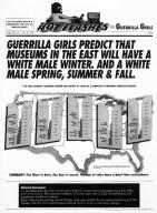 Hot Flashes, Guerrilla Girls