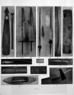 Tools for Spinning, Weaving, Knotting, and Knitting