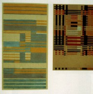 Wall Hanging Design / Design for a Jacquard Weaving