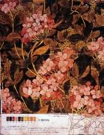 Hydrangea Textile Design