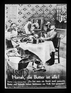 Hurrah, the butter is gone!