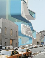 Project for Eyebeam Museum of Art and Technology