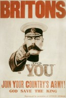 Britons Wants You - Recruitment Poster