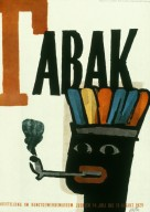 Tabak Exhibition Poster