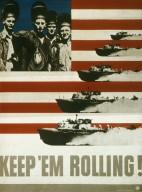 Keep 'em Rolling! Poster