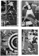 Photomontage Postcards
