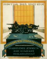 Charles Eneu Johnson and Company Advertisement