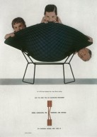Bertoia Chair Advertisement