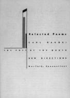 'Selected Poems' by Carl Rakosi
