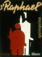 San Rafael Quinquina - Rouge, Blanc Advertisement