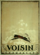 Poster for Voisin Automobiles