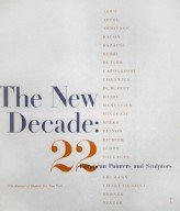 'The New Decade:22,' Catalog for Museum of Modern Art, New York