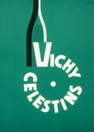 Poster for Vichy Celestines Mineral Water