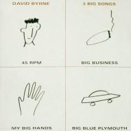 David Byrne Album Cover