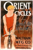 Oriental Cycles - Waltham Manufacturing Company