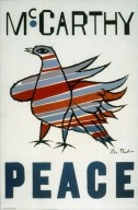 McCarthy - Peace Poster