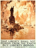 That liberty shall not perish from the earth.