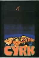 Cyrk Circus Poster