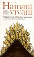 Hainaut Vivant Exhibition Poster