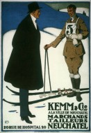 Kemm and Cie Poster