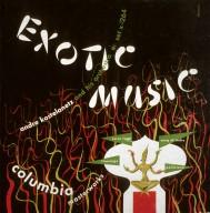 Album Cover for Exotic Music
