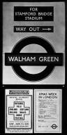 London Underground Sign System