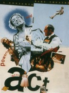 ACT Theater Poster