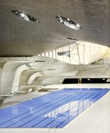 London Aquatic Centre