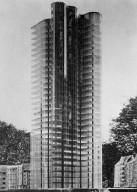 Glass Skyscraper Project