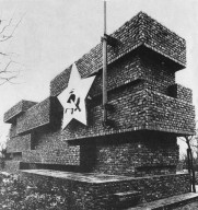 Monument to Karl Liebknecht and Rosa Luxemburg
