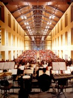 Niccolo Paganini Auditorium