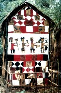 Shrine in Memory of a Deceased Chief Among the Annang-Ibibio