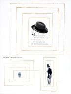 Disney Hats, New York Advertisement