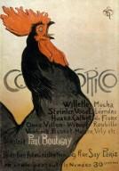 Cocorico Exhibition Poster