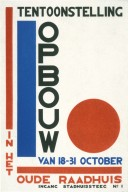 Tentoonstelling Exhibition Poster