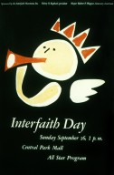 Interfaith Day Poster