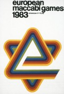Maccabi Games Poster